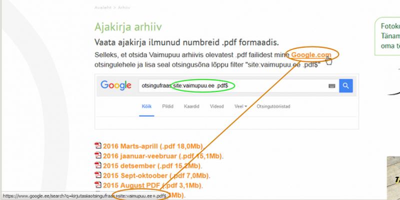 Nimeotsing .pdf failidest