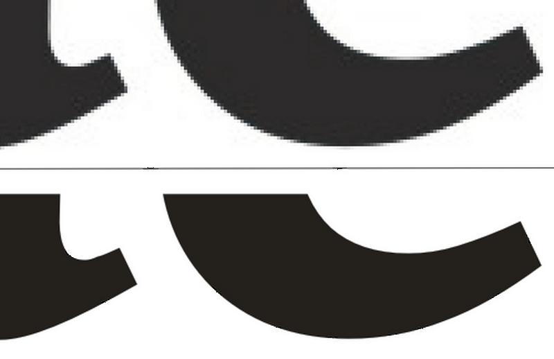 Rastergraafika ja vektorgraafika