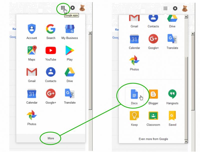 Google Docs - käepärane abimees